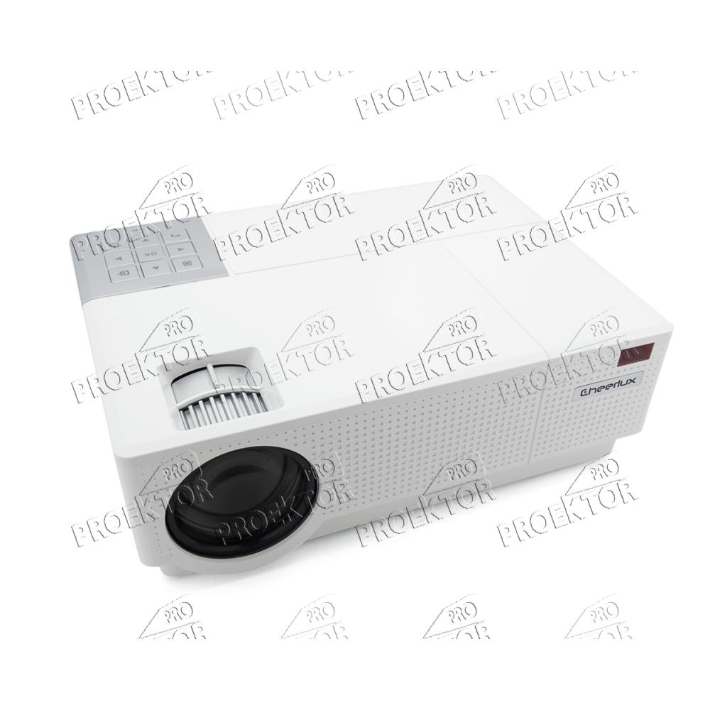 Мини проектор Excelvan CL770 (белый) - 2