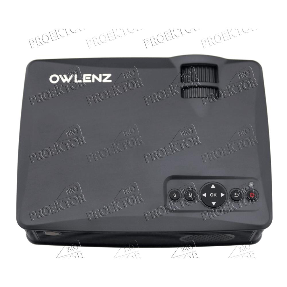 Мини проектор Owlenz SD50 - 4
