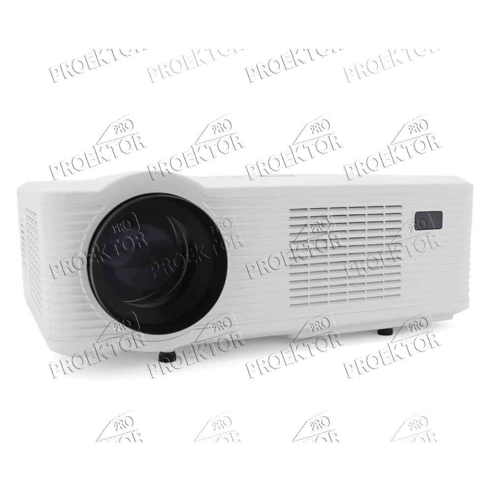 Мини проектор Excelvan CL720 (белый) - 3