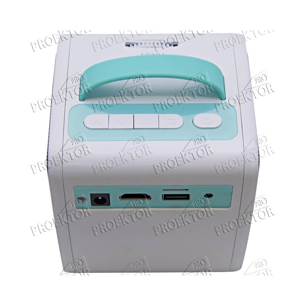Проектор для детей портативный Q2 Mini - 3