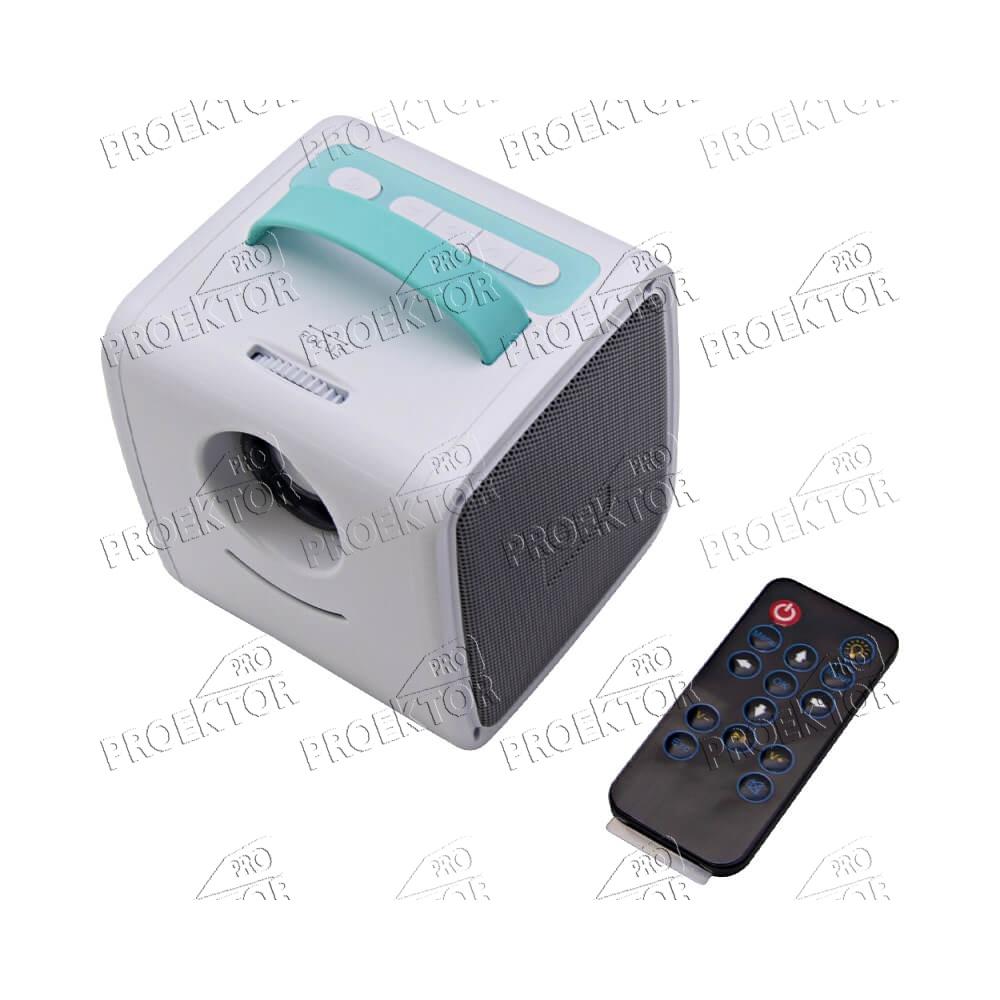 Проектор для детей портативный Q2 Mini - 4