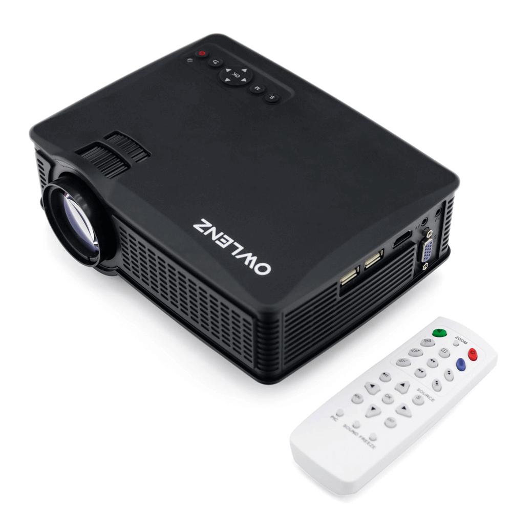 Мини проектор Owlenz SD50 - 2